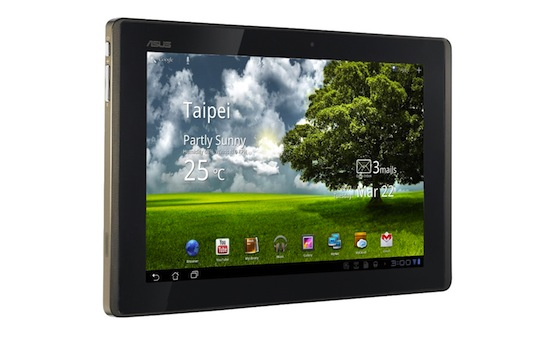Asus Transformer Android Tablet TF101