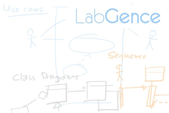 LabGence document and uml blog picture