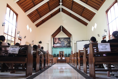 Picture of Gereja Advent Hang Tuah