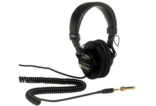 Sony MDR7506 Headphone