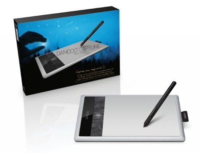 Wacom Bamboo Capture Tablet