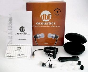 dbE Acoustic PR20