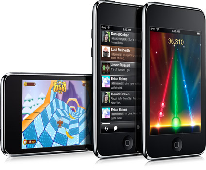 iPod Touch 8 GB 2nd Gen Review