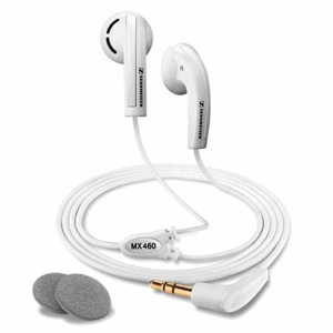 Sennheiser MX 460 White Earphone