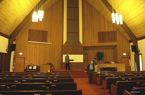 Veneta SDA Church from Flickr by YoungWarrior